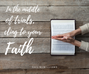 Gail McWilliams – Faith in the Valley